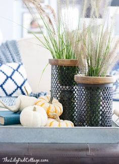 Fall Home Decor Touc