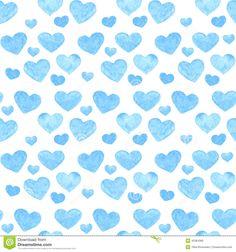 hojas de colores decoradas con corazones para imprimir - Buscar con Google
