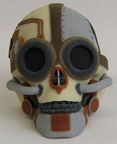 3D Printed Steampunk Skull WhiteClouds http://www.amazon.com/dp/B00KVSUKYC/ref=cm_sw_r_pi_dp_0sjDub1N6YKGN