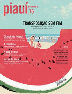 Piauí (São paulo, Brésil / Brazil) Again, big block of colour, smal textured focus point Dm Poster, Poster Design, Poster Layout, Graphic Design Posters, Graphic Design Illustration, Graphic Design Inspiration, Typography Design, Print Design, Web Design