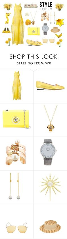 """Style inside ..."" by jamuna-kaalla ❤ liked on Polyvore featuring STELLA McCARTNEY, Charlotte Olympia, Versus, Futuro Remoto, Mawi, Kapten & Son, Vita Fede, Kendra Scott, Kyme and Alex"