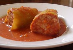 zsuzsa is in the kitchen -- Traditional Hungarian Cuisine with Multicultural Canadian Home Cooking. Hungarian Cuisine, Hungarian Recipes, Hungarian Food, Hungarian Stuffed Peppers, Eastern European Recipes, Modern Food, Homemade Tomato Sauce, English Food, Fun Cooking