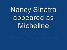 Lightning's Girl - Nancy Sinatra. Soundtrack for the British Summer