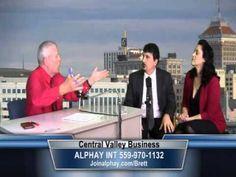 Alphay International.  Dr Brett DeCesare. Central Valley California