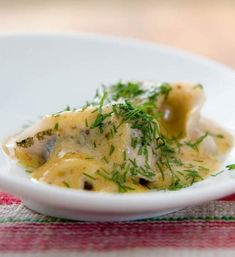Senapssill | Recept.se Mashed Potatoes, Food To Make, Good Food, Soup, Meat, Chicken, Ethnic Recipes, Christmas, Sweden