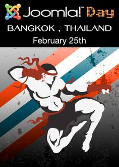 The Thai Joomla! Community - The event will be held on Saturday, February from AM until PM at Asia Hotel Bangkok.