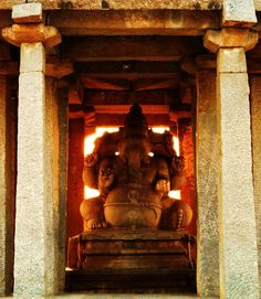 Hampi Ganesha