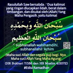 Pray Quotes, Doa Islam, Alhamdulillah, Islamic Quotes, Food Videos, Allah, Faith, Loyalty, Believe