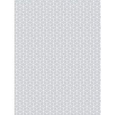 Succombez à ce papier peint géométrique Nelio de la marque Graham&Brown.