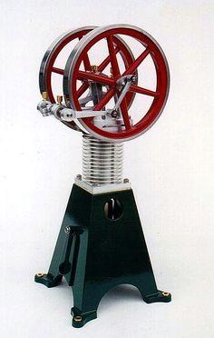 Duplex Stirling engine