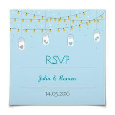 Antwortkarte Leuchtendes Fest in Himmelblau - Postkarte quadratisch #Hochzeit #Hochzeitskarten #Antwortkarte #kreativ #modern https://www.goldbek.de/hochzeit/hochzeitskarten/antwortkarte/antwortkarte-leuchtendes-fest?color=himmelblau&design=97aef&utm_campaign=autoproducts
