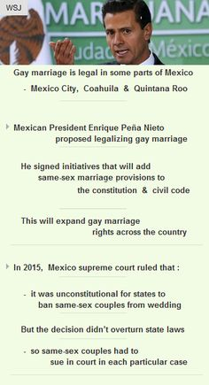 Mexican President to legalize #Gay Marriage across #funds #lgbt #startup #Mexico #investing  http://arzillion.com/S/Y336gc