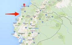 Ecuador earthquake  The second tremor struck just before midday, according to the U.S. Geological survey.