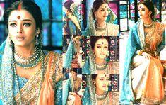 aishwarya-rai-and-neeta-lula-peach-and-blue-sari-gallery.jpg 470×296 pixels