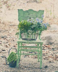 Inspired Admired: Over 100 Bohemian, Earthy Wedding Inspiration Photos Wedding Chairs, Wedding Reception Decorations, Outdoor Decorations, Boho Wedding, Rustic Wedding, Wedding Props, Wedding Ideas, Destination Wedding, Decoration Inspiration