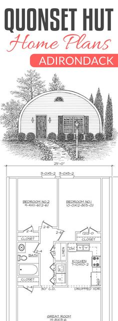 Whether you're looking for an economical housing option, an environmentally friendly one or simply a unique building to call home, SteelMaster's prefabricated houses are the perfect solution for your needs. home plans | home plans farmhouse | home plans ranch | home plans craftsman | home plans one story | quonset hut home plans | quonset hut home floor plans | quonset hut home layout | quonset hut home kits | Quonset Hut Homes | Quonset hut home Ideas