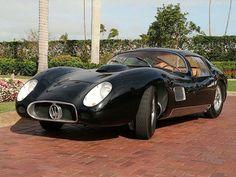 Maserati 450s Zagota