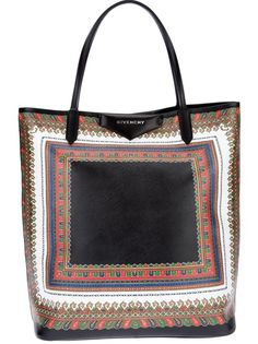 51ca5d745a15 Givenchy Antigona Printed Tote Bag Givenchy Antigona