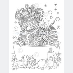 daily coloring pages for adults - photo#18