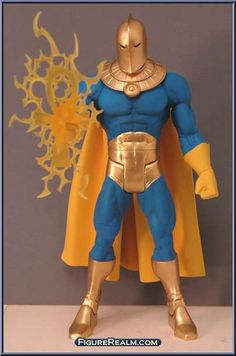 Dr. Fate (Modern) from DC Universe Classics - Wave  8 manufactured by Mattel [Loose]