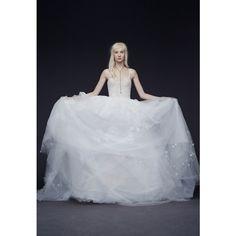 Vera Wang Iconic ❤ liked on Polyvore featuring vera wang