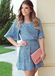 DIY - molde, corte y costura - Marlene Mukai - DIY - patrones, pattern, Vêtements Casual Dresses, Short Dresses, Casual Outfits, Summer Dresses, 80s Fashion, Fashion Dresses, Fashion Videos, Fashion Websites, Moda Fashion