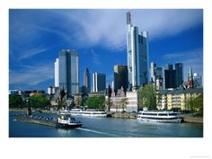 Frankfurt, Germany hope to make it this year!