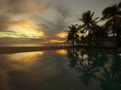 The Nam Hai sunset at Hoi An, Vietnam