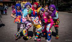 2016 - Mexico City - The Clowns of Coyoacan Cancun continues to be the No. 1 top location with UNITED…