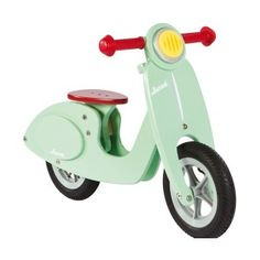 Retro Style Scooter by Janod