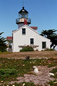 Point Pinos lighthouse California