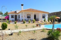 Top spec 3 bed 2 bath villa with roof terrace, garage, guest annexe and swimming pool with fantastic country views Albox. For full details please click on link below : http://www.calidahomespropconsult.com/view-property/cla-6222-resale-villa-in-albox