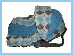 Infant car seat cover, Ebay $34.99