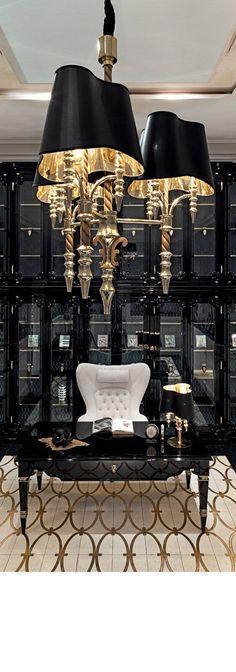 Extravagant home off