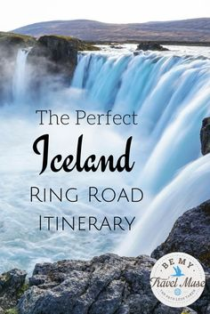 Iceland ring road itinerary. Is a road trip in Iceland on your bucket list? It's on mine!