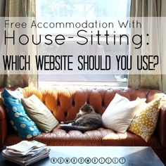 Where's the best place to find house-sitting jobs? Find out here: http://www.nomadwallet.com/house-sitting-jobs-compare-websites/