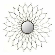 Safavieh Flower Wall Mirror #kohls