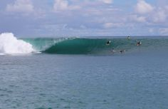 Macaronis - Perfection in the Mentawai Islands... #surf #wave