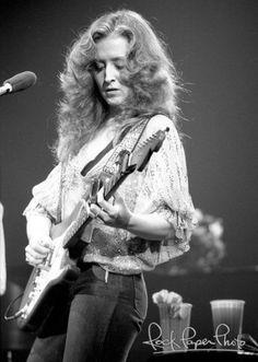 BONNIE RAITT, NYC, 1979 Blues and Rock