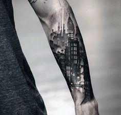 50 of the Coolest Inner Arm Tattoos for Men