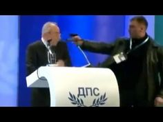 Crazy assassination attempt out of Bulgaria.  Only a few hours old.