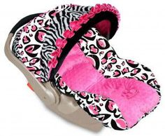 Custom Boutique Cheetah Hot Pink Black Zebra by smallsproutsbaby, $109.00