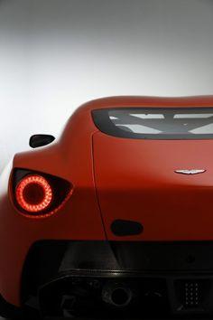 Aston Martin Zagato rear end - Car Body Design Lamborghini, Ferrari, Porsche, Audi, Rolls Royce, Automobile, Aston Martin Lagonda, Bentley Car, Sexy Cars