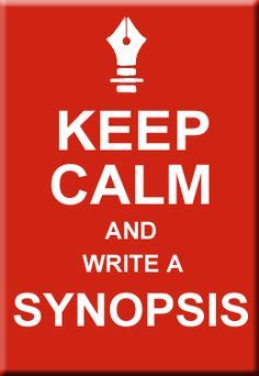how to write a synopsis of a fiction book