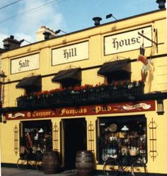 O'Connors Famous Pub  Salthill, Galway Ireland