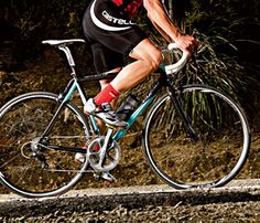 Pedal stronger, with less chance of injury, with these simple lower-body moves