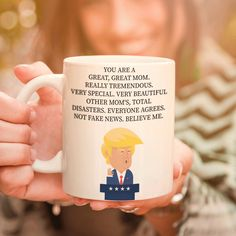 BLACKSMITH Gift Funny Trump Mug Best Blacksmith Birthday Christmas Jobs