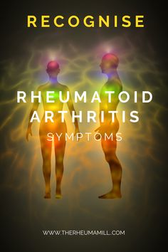 Recognising the signs of rheumatoid arthritis is critical in avoiding permanent damage to joints. Common symptoms of rheumatoid arthritis include swelling and pain in small joints. Many sufferers of rheumatoid arthritis however report symptoms that were initially diagnosed as other illnesses resulting in delayed treatment.