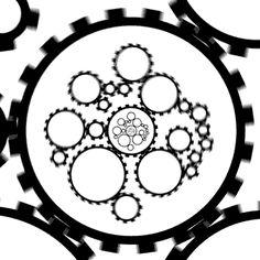 "steampunktendencies: ""Gears within gears """