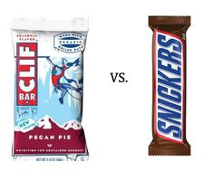 CLIF Bars Are Candy Bars - To Live & Diet in LA